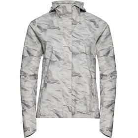 Odlo FLI 2.5L Jacket Women odlo silver grey-Paper Print